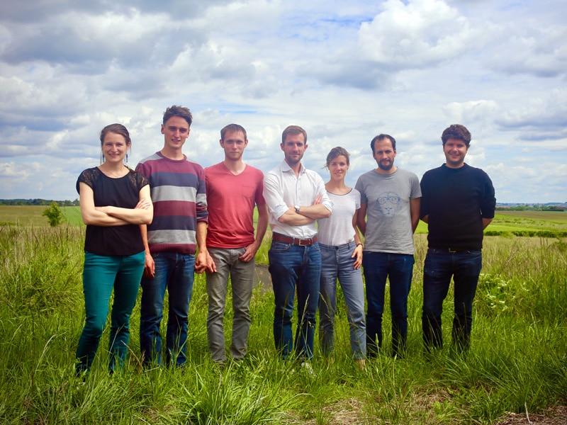 Blechteile in Landwirtschaft NeoFarm Team