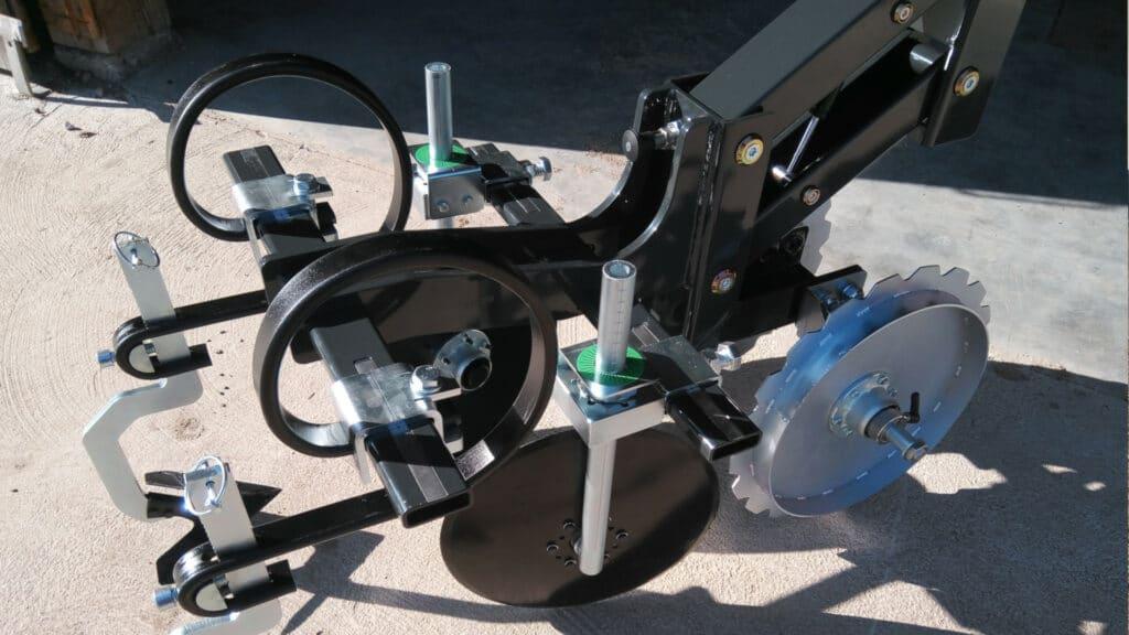 Fallstudie Lipp Hacktechnik Unkrautbekämpfung galvanisieren Oberflächenbehandlung