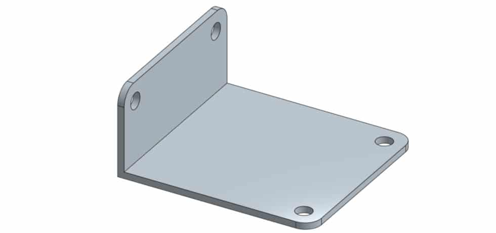 Beispiel der CAD-Datei mit