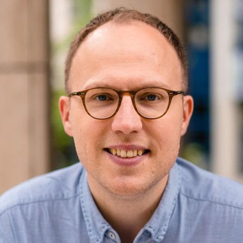 Jonas Gründig Leiter Finanzen
