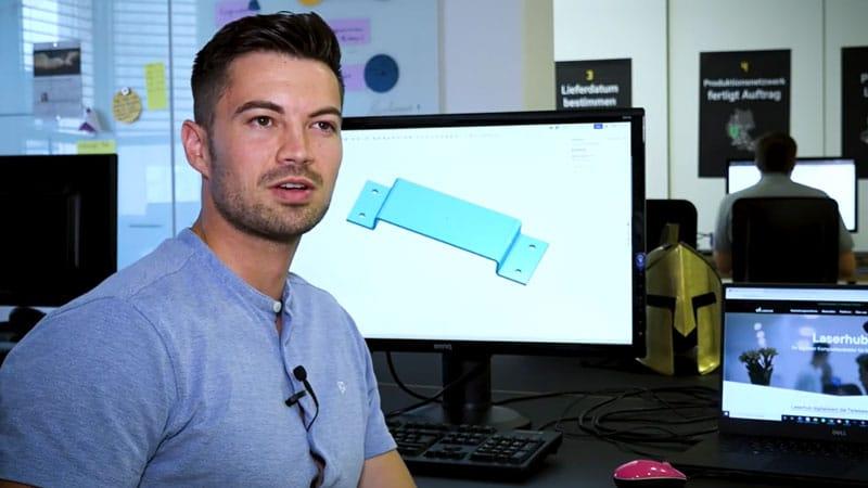 OnShape CAD-Konstruktionsprogramm