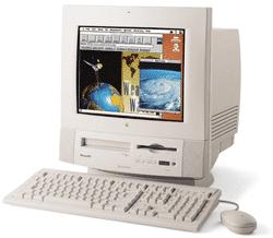 Ein Macintosh Performa 2500