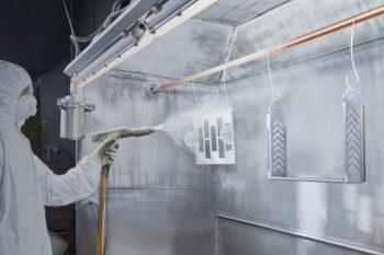 Oberflächenbehandlung Pulverbeschichten