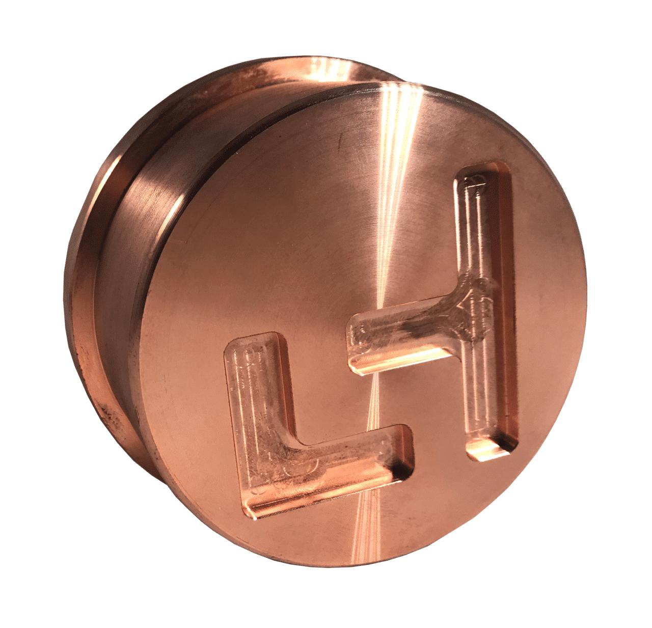 Ihre Drehteile aus Kupfer bei Laserhub bestellen
