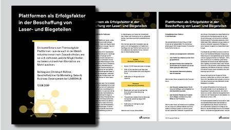 Vorschaubild Laserhub-Whitepaper Plattformen als Erfolgsfaktor