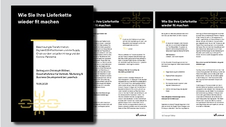 Vorschaubild für das Laserhuib Whitepaper Lieferketten