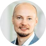 Georg Moor, Vizepräsident Global Purchasing Interroll Group