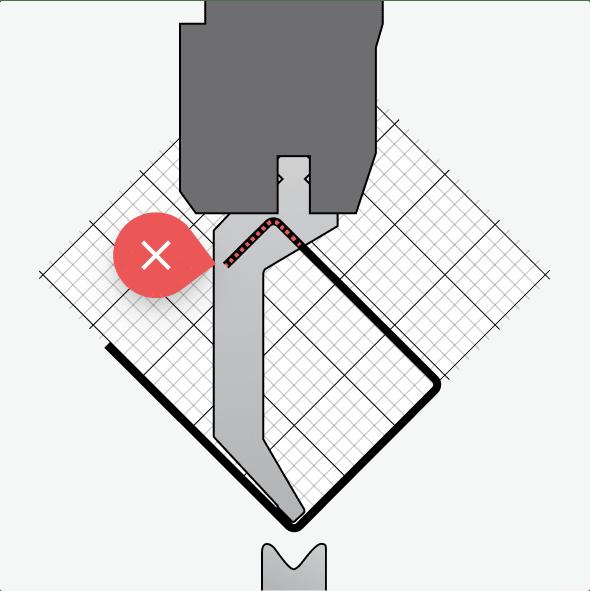 Maximale Schenkellänge U-Profil 1